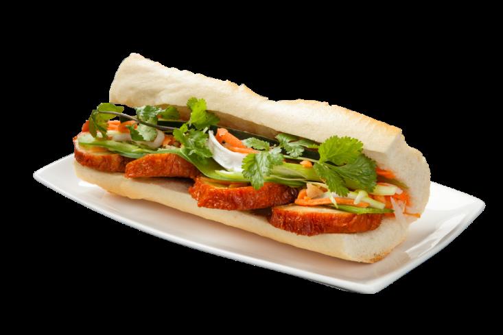 B5. Bánh Mì Chay